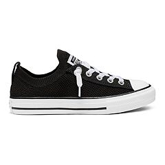 Black Converse Chuck Taylor Shoes: Available in High & Low Tops ...