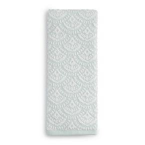 LC Lauren Conrad Scallop Hand Towel