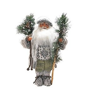 Seasons Designs Cozy Santa