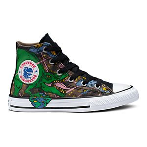 31f5a0d9ee14f Boys' Converse Chuck Taylor All Star Dinoverse High Top Shoes
