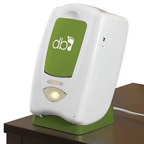 Dexbaby Space Saver Wipe Warmer & Dispenser with Changing Light