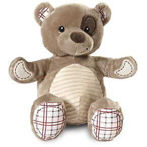 Cinch by Dexbaby Plush Sleep Aid Womb Sound Soother Bear