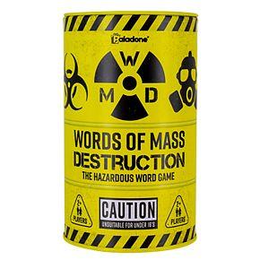 Words of Mass Destruction