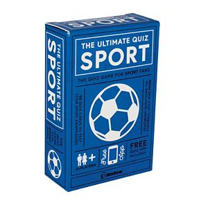 The Ultimate Quiz Sport by 808