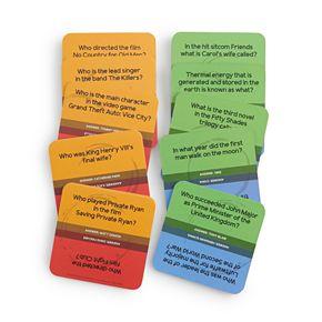 Coaster Games Trivia Quiz by 808