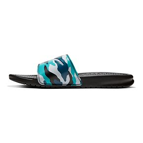 Nike Benassi JDI Men's Camo Slide Sandals