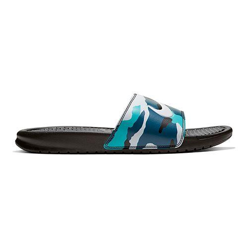 Nike Benassi JDI Men's Camo Slide Sandals