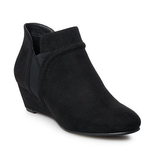 Croft & Barrow® Abril Women's Ankle Boots