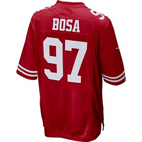 Men's Nike San Francisco 49ers Nick Bosa Jersey