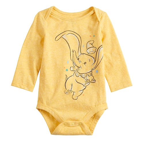 Disney's Dumbo Baby Graphic Bodysuit by Jumping Beans®