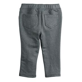Baby Girl Jumping Beans® Solid Pants