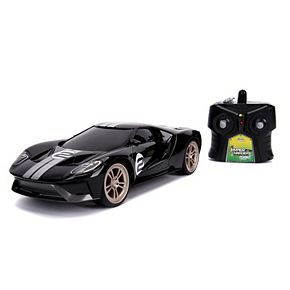 Hyperchargers Big Time Muscle R/C Car - 2017 Ford GT