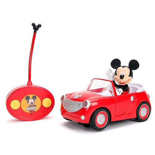 Mickey Roadster Remote Controlled Car