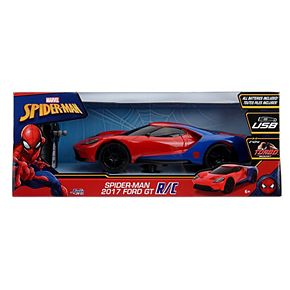 Hollywood Rides Remote Controlled Car - Spiderman