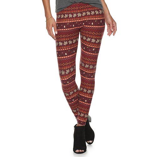 Women's Apt. 9® Cozy Legging