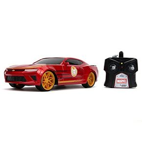 Hollywood Rides Remote Controlled Car - Iron Man