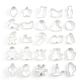 St. Nicholas Square® 25-pc. Holiday Cookie Cutter Set