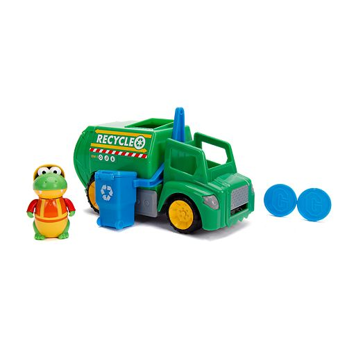 "Ryan's World 6"" Feature Vehicle - Gus with Recycling Truck"