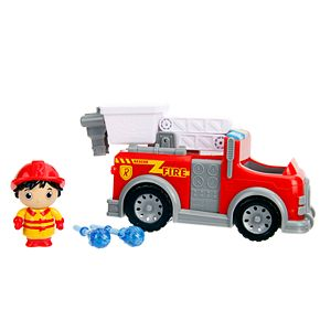"""Ryan's World 6"""" Feature Vehicle - Ryan's Fire Engine with Figure"""