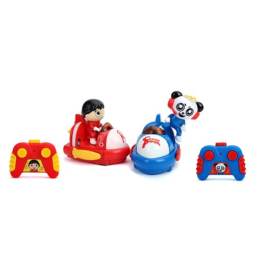 Ryan's World Bumper Cars Twin Pack R/C