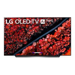 LG OLED 55-Inch 4K HDR Smart OLED TV with AI ThinQ (OLED55C9PUA)