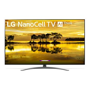 LG 55-Inch 4K HDR Smart LED NanoCell TV with AI ThinQ (55SM9000PUA)