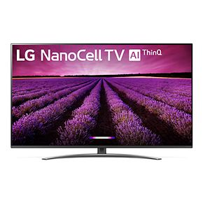 LG 55-Inch 4K HDR Smart LED NanoCell TV with AI ThinQ (55SM8100AUA)