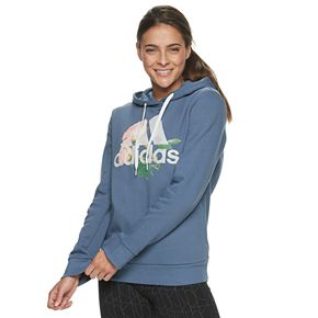 Women's adidas Floral Graphic Hoodie