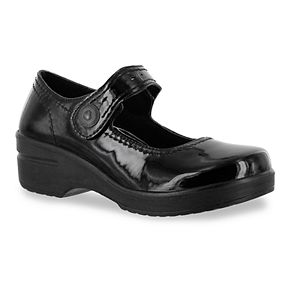 Easy Street Easy Works Letsee Women's Work Mary Jane Shoes