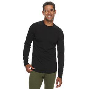 Men's Croft & Barrow® Thermal Underwear Crewneck Tee