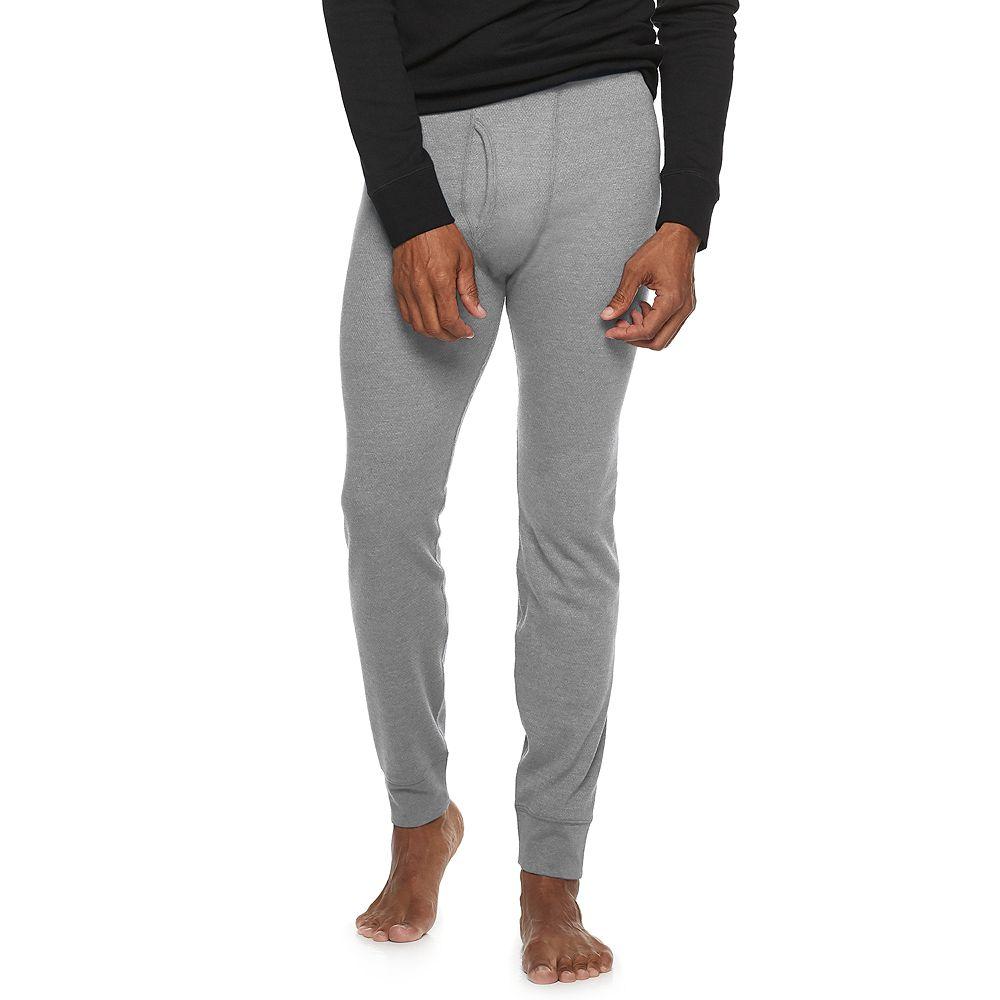 Men's Croft & Barrow® Thermal Underwear Pants