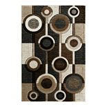 Natco Burnette Geometric Area Rug