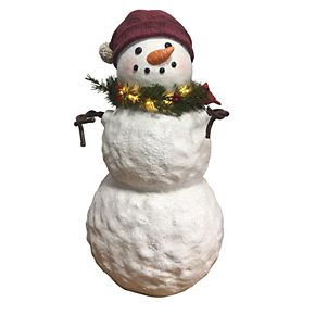 St. Nicholas Square® Oversized Snowman LED Figurine