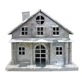 St. Nicholas Square® Snowy House Figurine