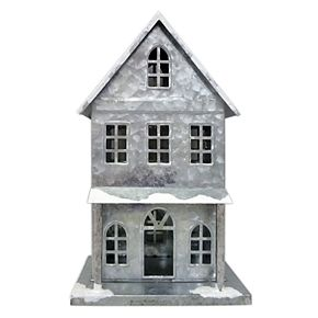 St. Nicholas Square® Large Snowy House Figurine