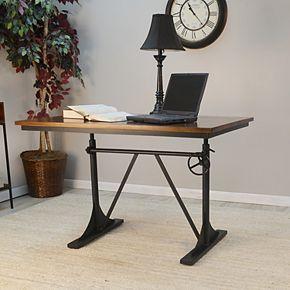Brio Sit or Stand Adjustable Desk