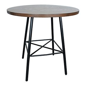 Illona 36 In. Round Bar Table