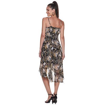 Women's Jennifer Lopez Empire Waist Dress