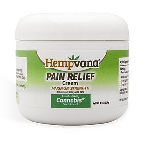 Hempvana Pain Cream