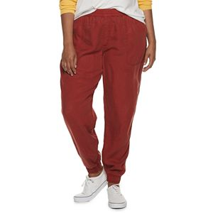 Juniors' Plus Size SO® Utility Cargo Pants