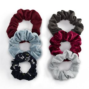 SO® Hair Scrunchie Set