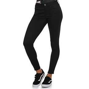 Juniors' SO... Low Rise Sateen Jegging
