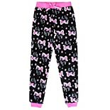 Girls 4-16 Jellifish Allover Pattern Sleep Pants
