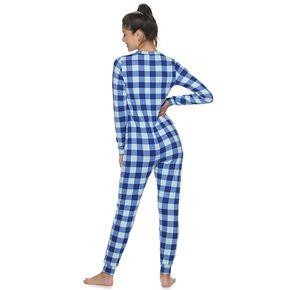 Juniors' SO® One-Piece Pajamas