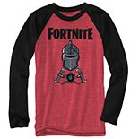 Boys 8-20 Fortnite Black Knight Badge Tee