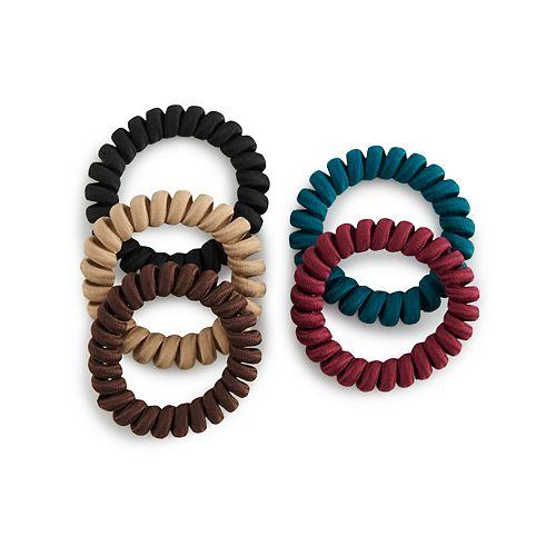 SO® Fabric Hair Coils