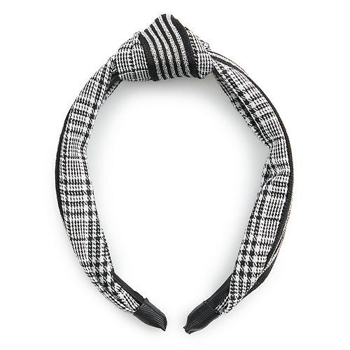 SO® Printed Knot Headband