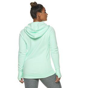 Women's Tek Gear® Fleece Zip-Up Hoodie