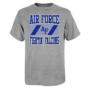 "Boy's 4-20 NCAA Air Force Falcons ""College Team Pride"" Short Sleeve Tee"