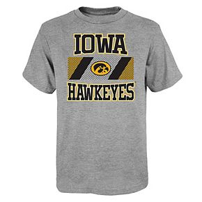 Boys 4-20 Iowa Hawkeyes Short Sleeve T-shirt